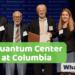New Quantum Center Opens at Columbia